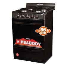 cocina peabody clasica negra