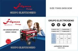 grupo electrogeno fligman