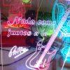 veladore led guitarra