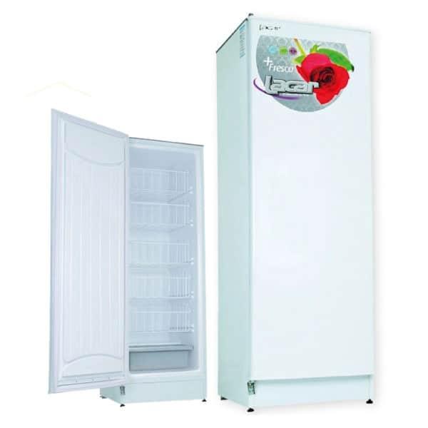 Freezer vertical lacar 250lts