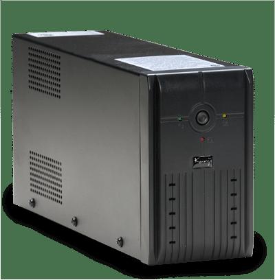 UPS Estabilizador de tensión 800VA 480w Kanji