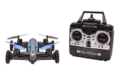 Drone Raptor Kanji
